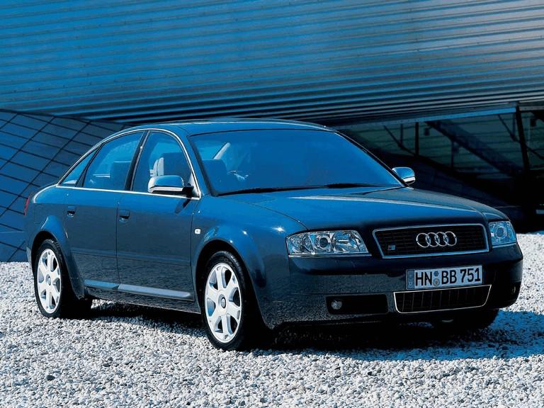 1999 Audi S6 259002