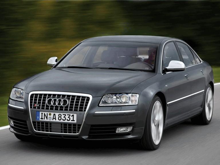 2008 Audi S8 259288