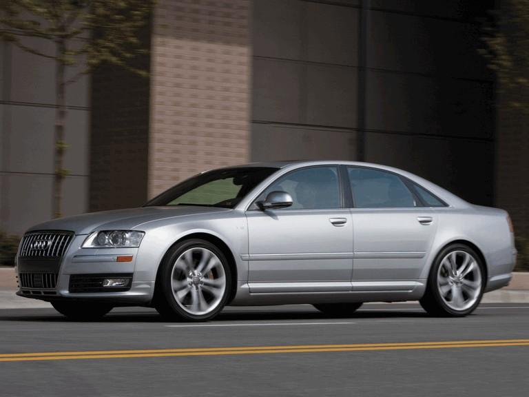 2008 Audi S8 259296