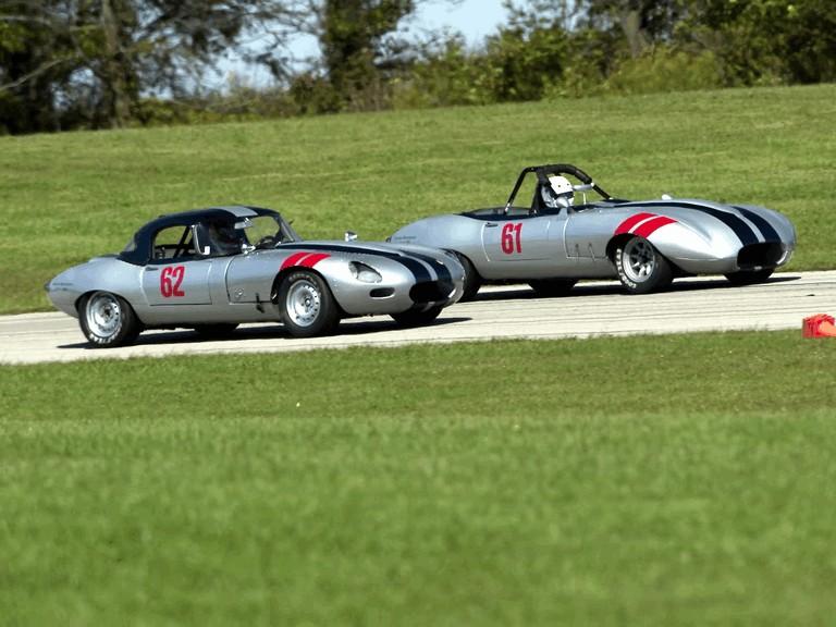1962 Jaguar E-Type Select Edition Roadster-Hardtop #62 (2004 Season) 194734