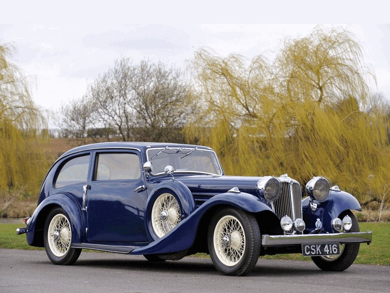 1935 Jaguar SS Airline sedan 259551