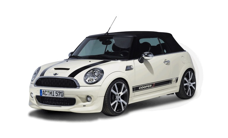 2009 Mini Cooper S cabriolet by AC Schnitzer 259589