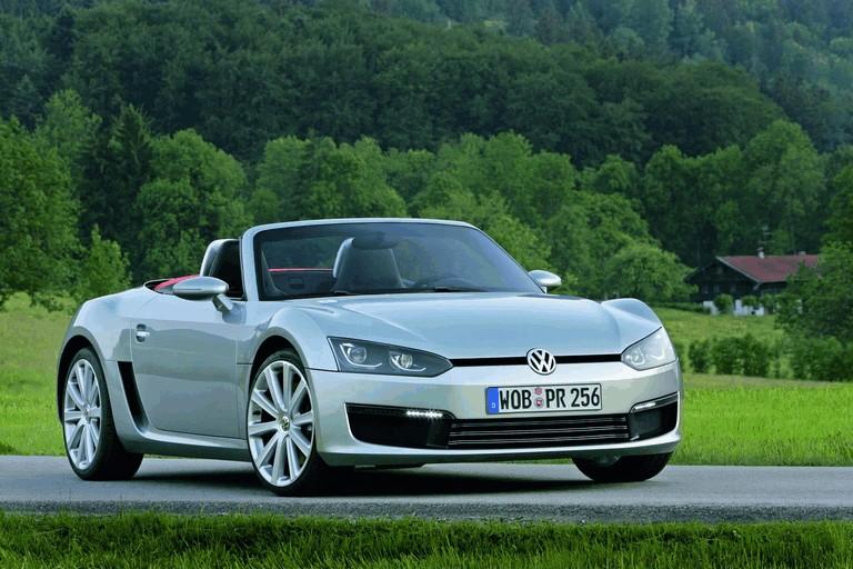 2009 Volkswagen BlueSport roadster 259606