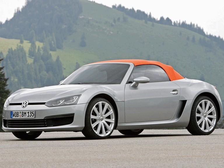 2009 Volkswagen BlueSport roadster 259615