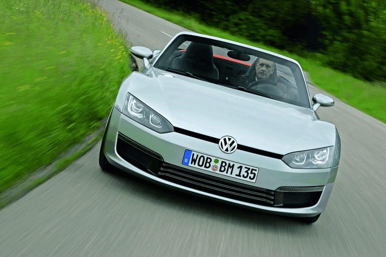 2009 Volkswagen BlueSport roadster 259619