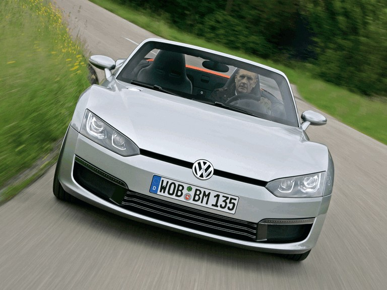 2009 Volkswagen BlueSport roadster 259622