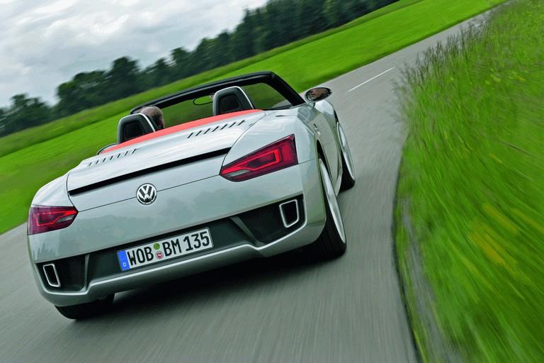 2009 Volkswagen BlueSport roadster 259625