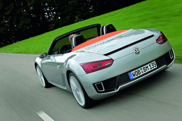 2009 Volkswagen BlueSport roadster 259626