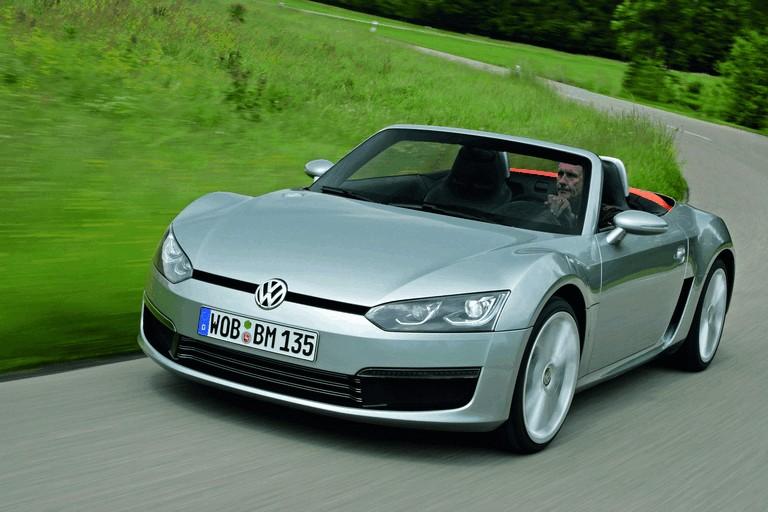 2009 Volkswagen BlueSport roadster 259627