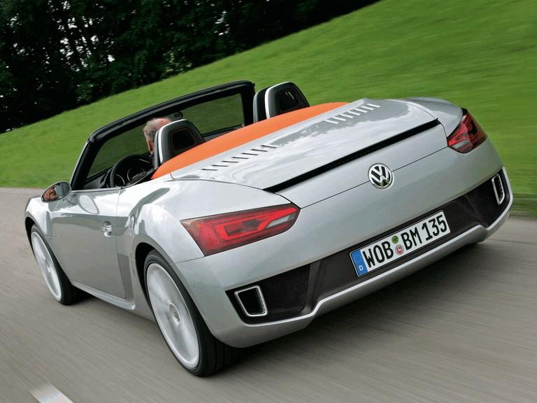 2009 Volkswagen BlueSport roadster 259629