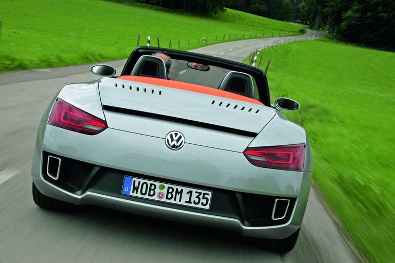 2009 Volkswagen BlueSport roadster 259630