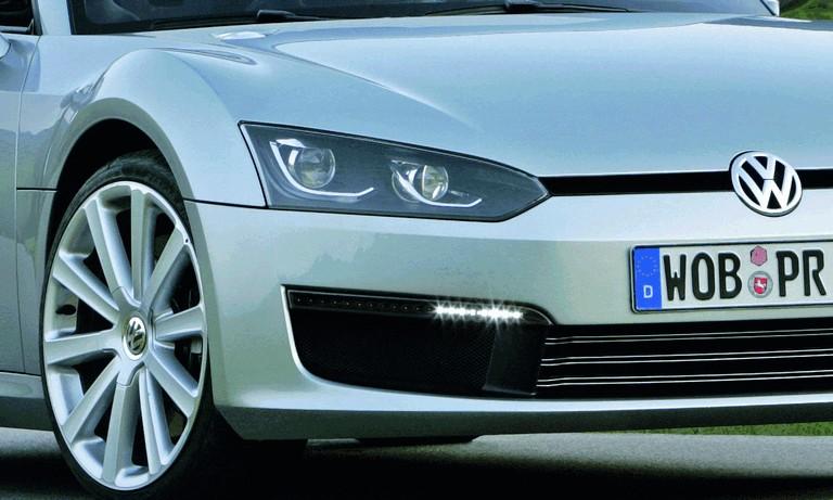 2009 Volkswagen BlueSport roadster 259633