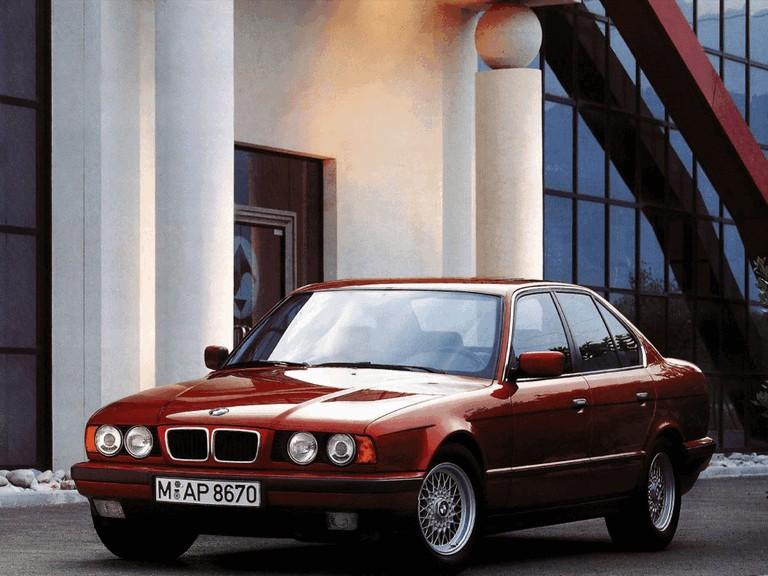 1988 BMW 5er ( E34 ) 259665