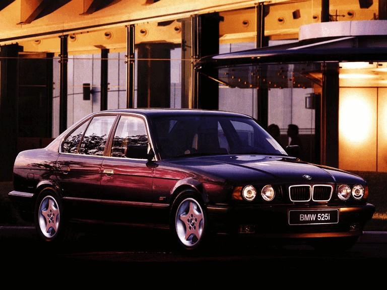 1988 BMW 5er ( E34 ) 259666
