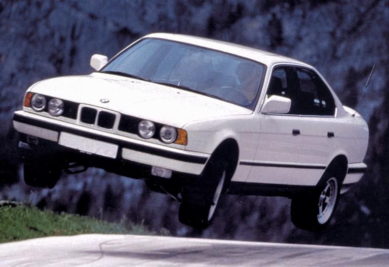1988 BMW 5er ( E34 ) 259669