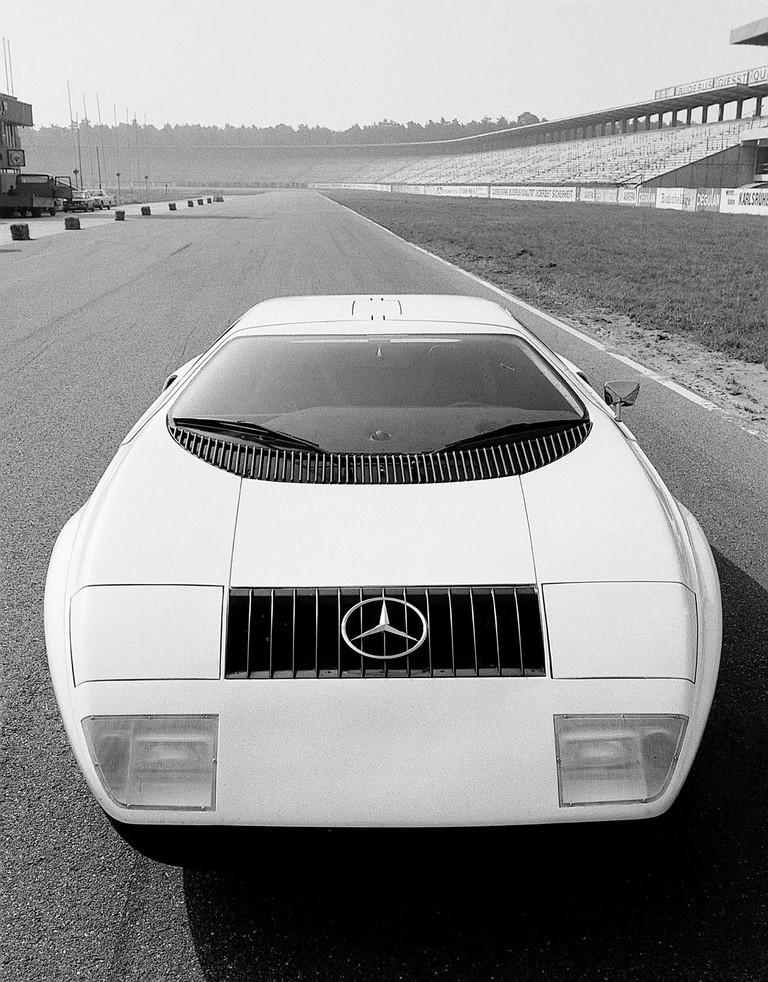 1969 Mercedes-Benz C111 concept 259715
