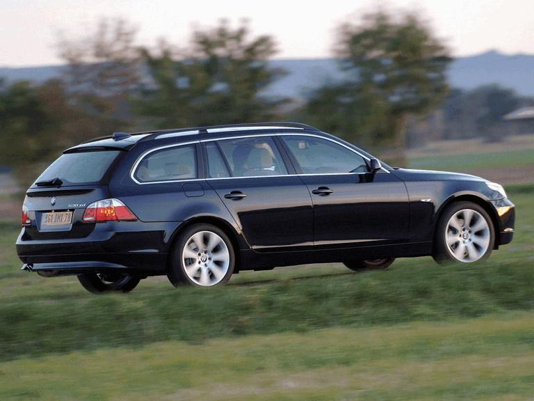 2005 BMW 530xd touring 259800