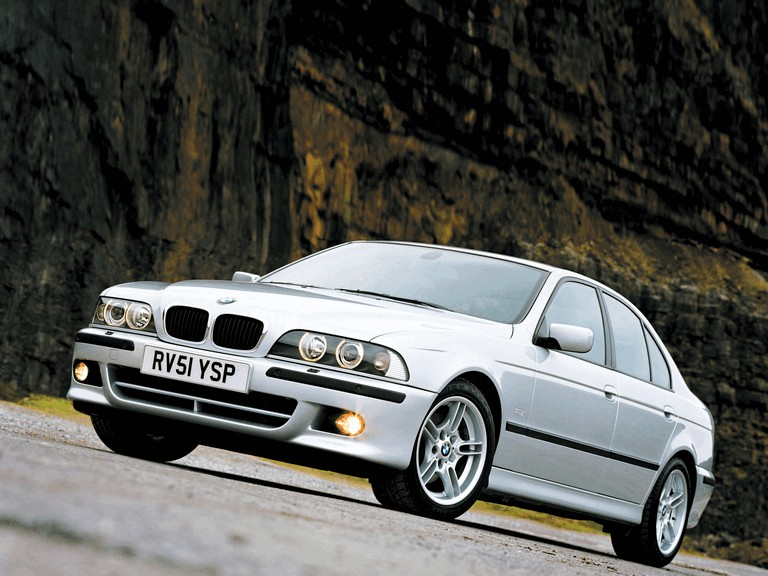 2002 BMW 530d ( E39 ) M Sports Package 259880