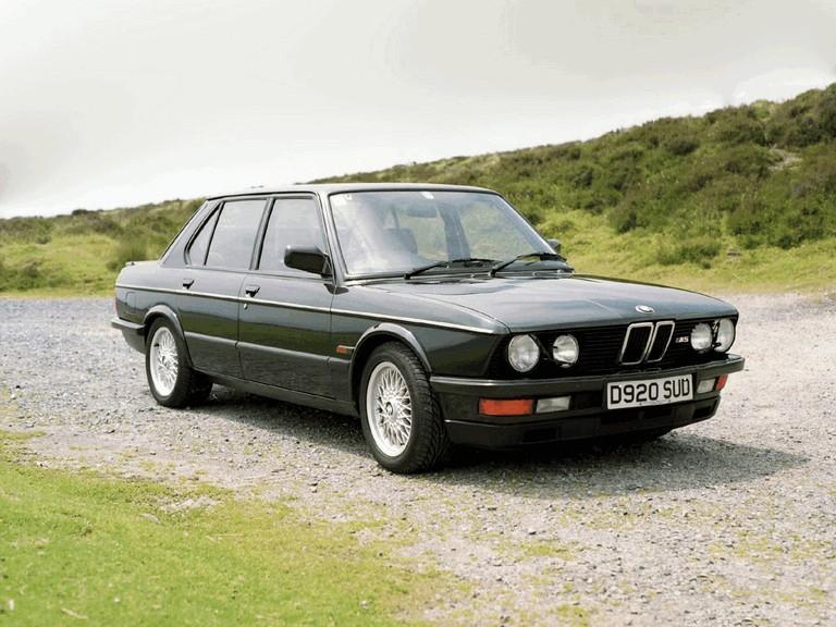 1985 BMW M5 ( E28 ) - UK version 259935