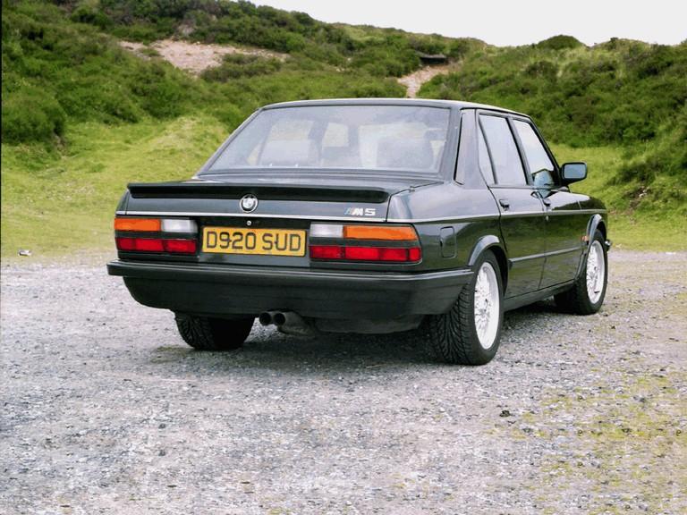 1985 BMW M5 ( E28 ) - UK version 259937