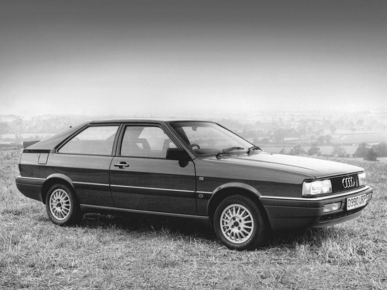 1984 Audi Coupé GT 260164