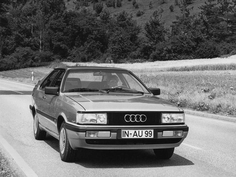 1984 Audi Coupé GT 260165