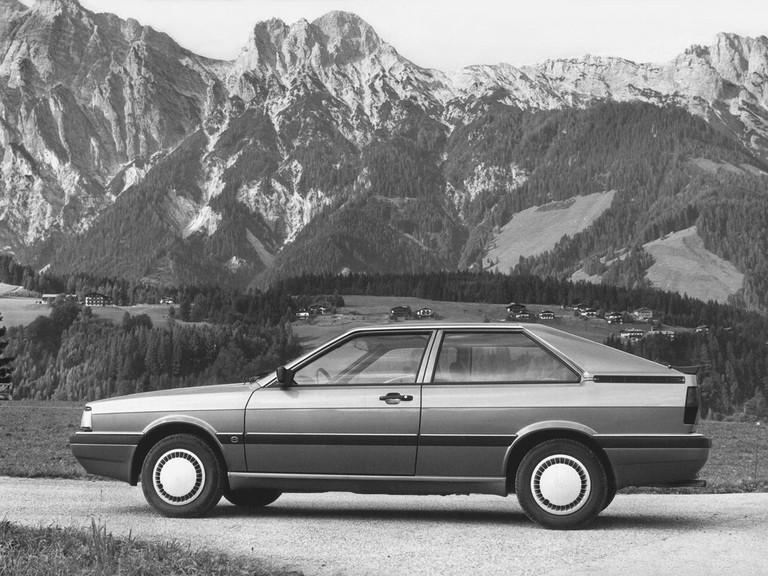 1984 Audi Coupé GT 260166