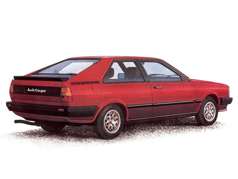 1984 Audi Coupé GT 260168