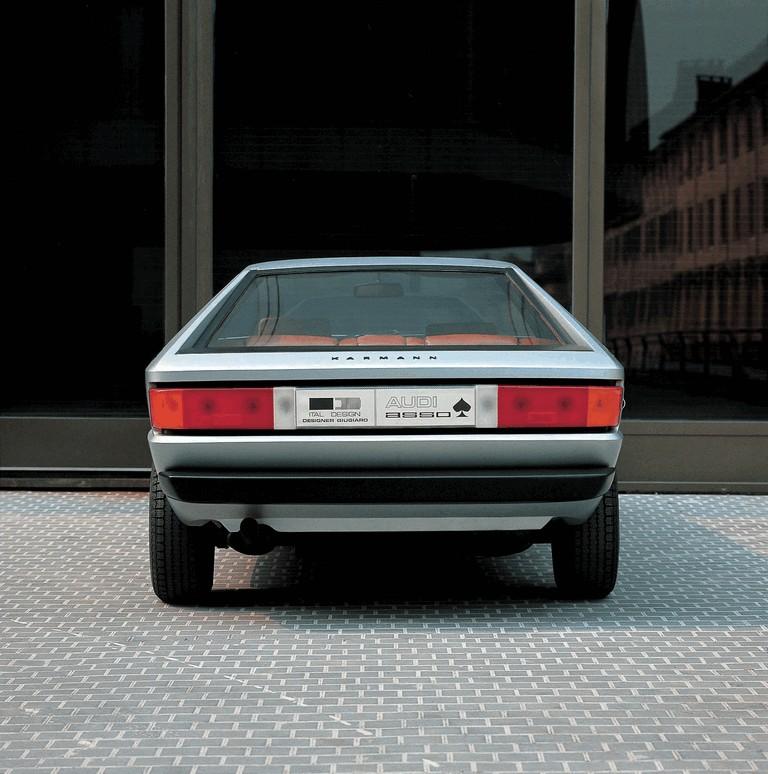 1973 Audi Karmann Asso di Picche by Italdesign 260171