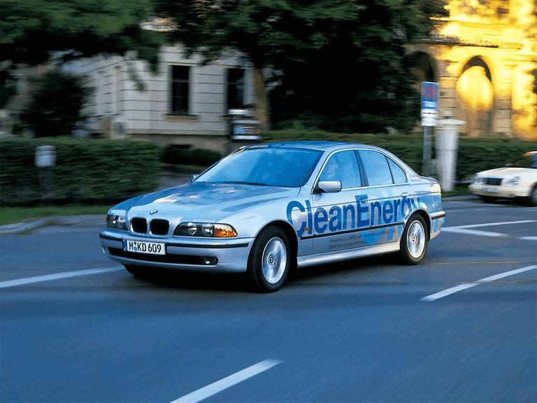 1999 BMW 523g ( E39 ) Clean Energy concept 260186