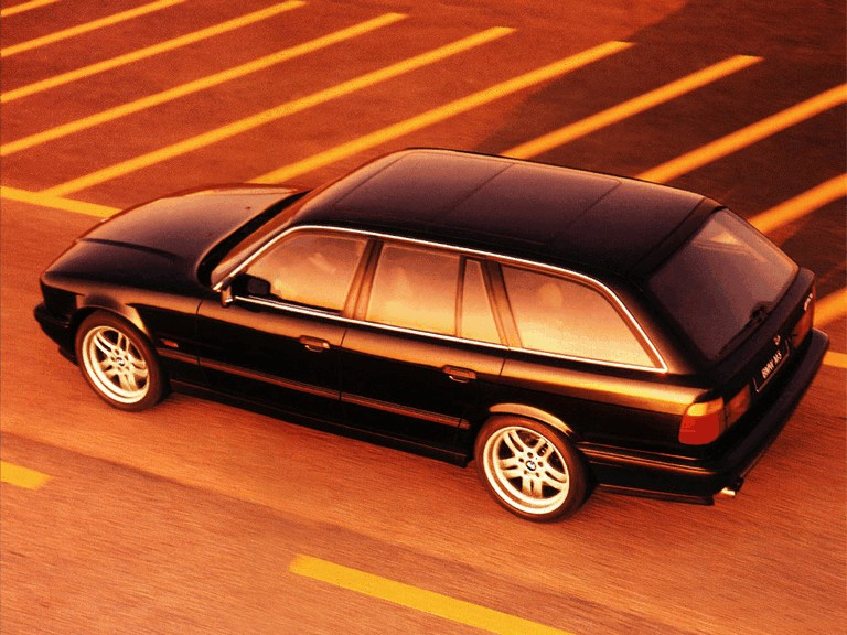 1992 BMW M5 ( E34 ) touring 260211