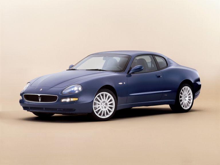 2003 maserati coupé - free high resolution car images