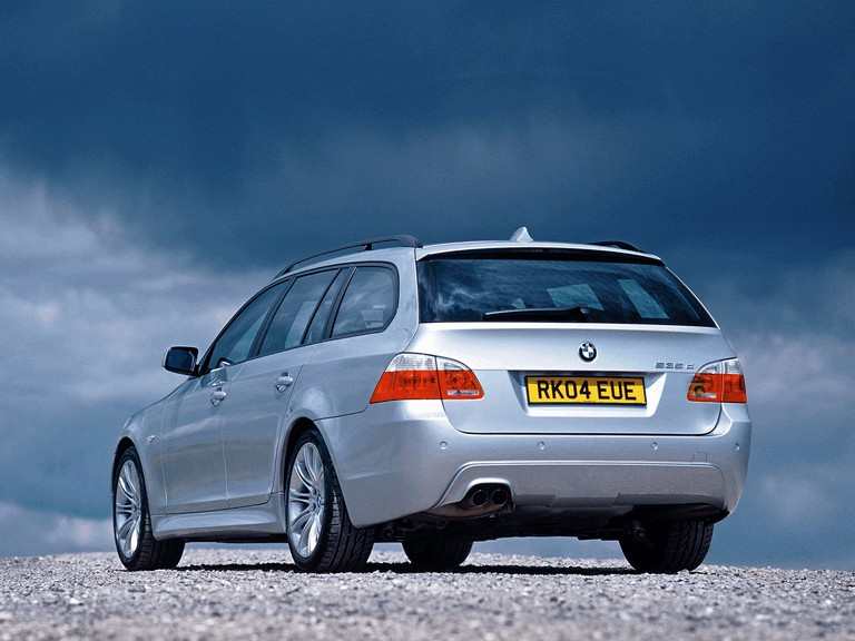 2005 BMW 535d ( E61 ) touring M Sports Package - UK version 260215