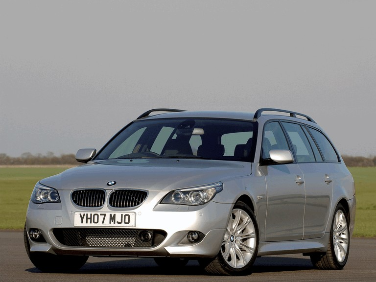 2005 BMW 535d ( E61 ) touring M Sports Package - UK version 260219