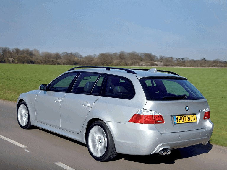 2005 BMW 535d ( E61 ) touring M Sports Package - UK version 260222