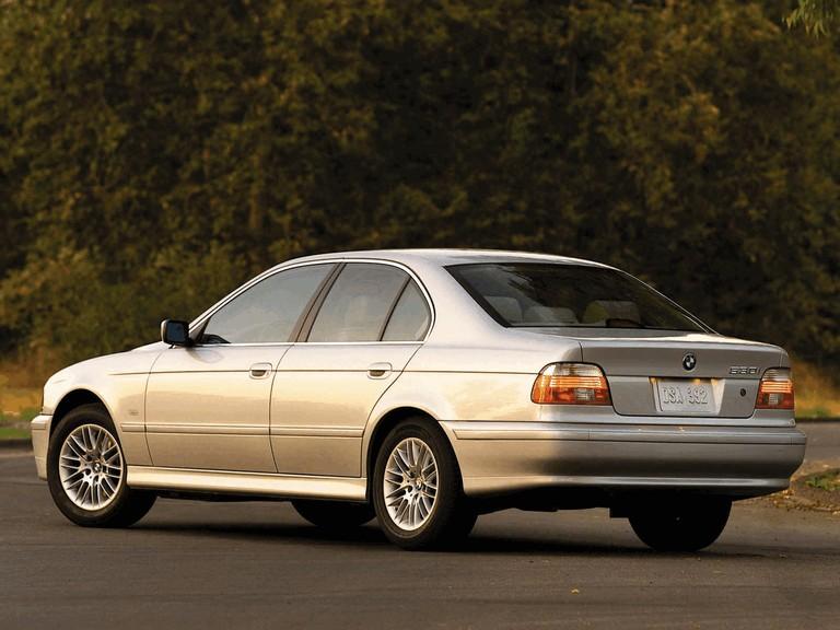 2000 BMW 530i ( E39 ) 260236