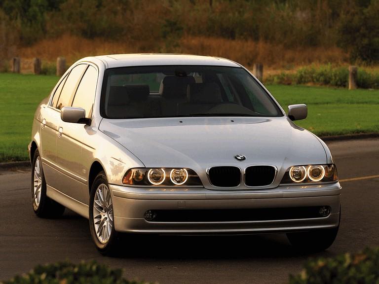 2000 BMW 530i ( E39 ) 260237