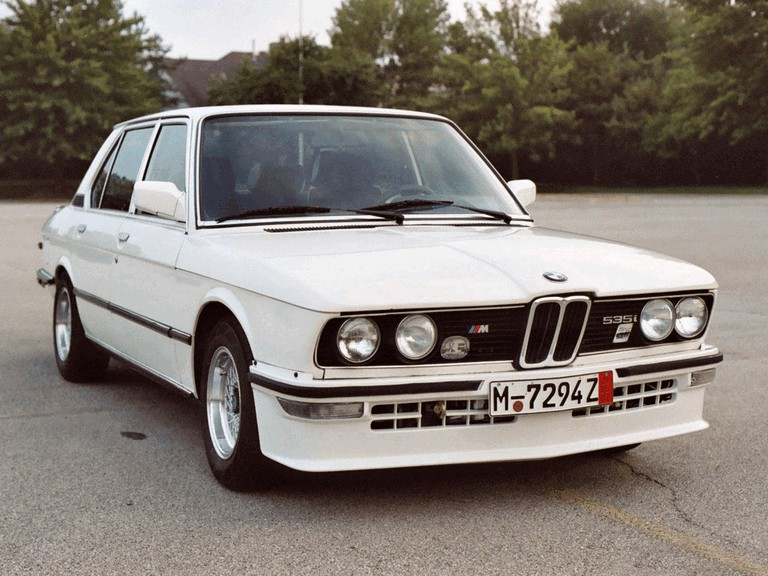 1980 Bmw 535i E12 Motor Sport 260272 Best Quality Free High Resolution Car Images Mad4wheels