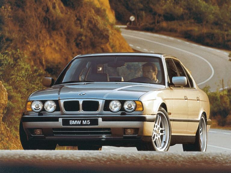 1994 BMW M5 ( E34 ) 260276