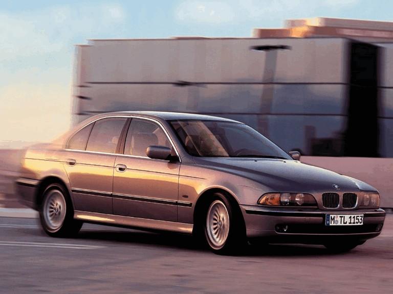 1995 BMW 5er ( E39 ) 260307