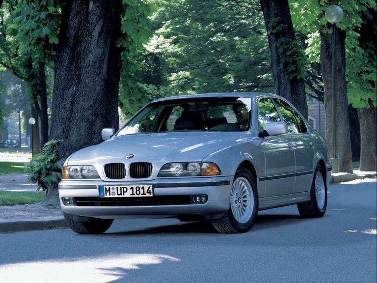 1995 BMW 5er ( E39 ) 260311