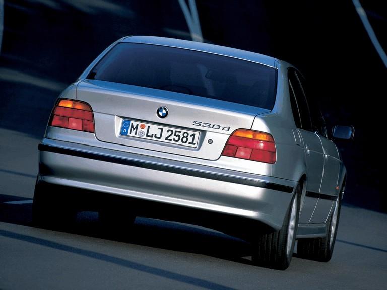 1995 BMW 5er ( E39 ) 260330