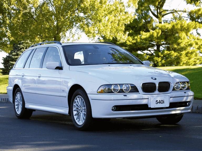 2001 BMW 540i ( E39 ) touring 260356
