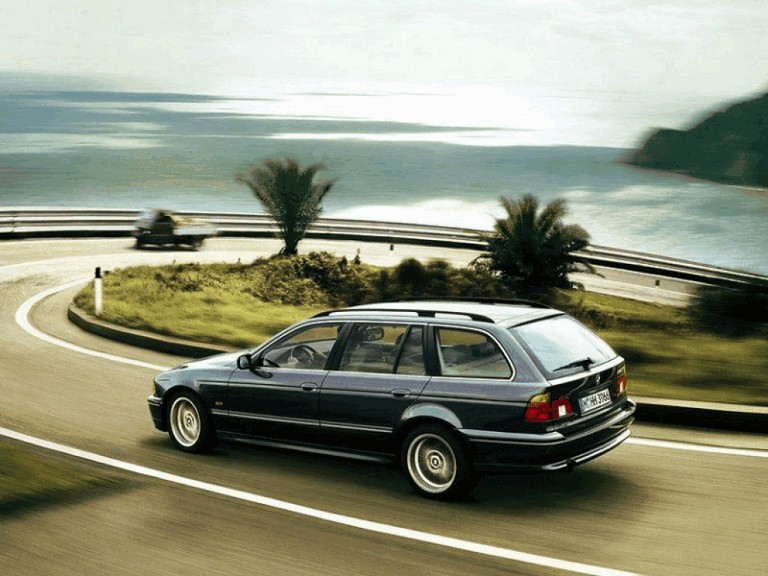 2001 BMW 540i ( E39 ) touring 260363