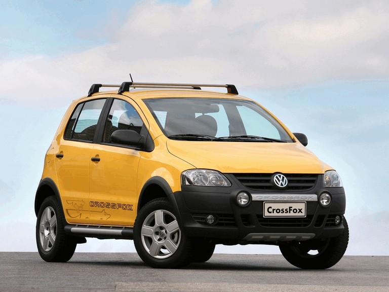 2008 Volkswagen CrossFox 260377