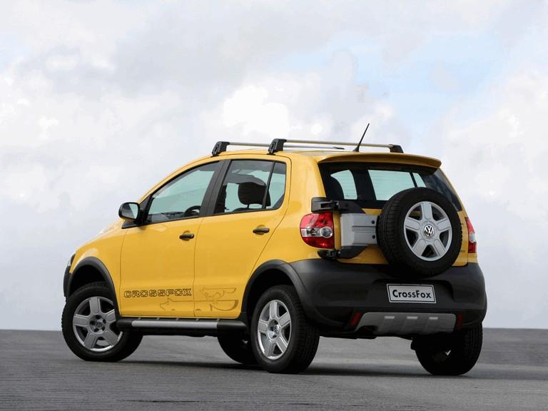 2008 Volkswagen CrossFox 260378