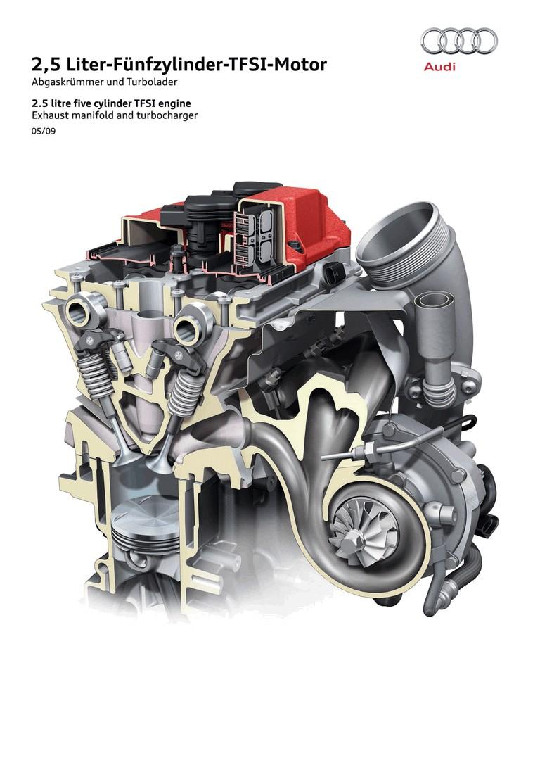 2009 Audi TT RS roadster 260543