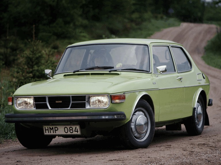 1972 Saab 99 260849