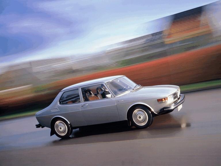 1972 Saab 99 260854
