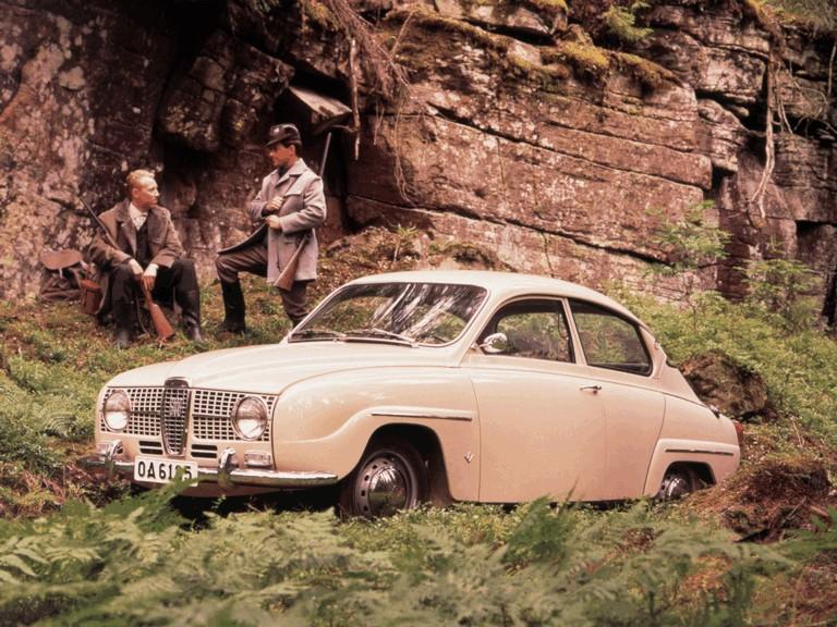 1967 Saab 96 260956